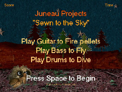 Juneau Projects-Sewn to the Sky-1